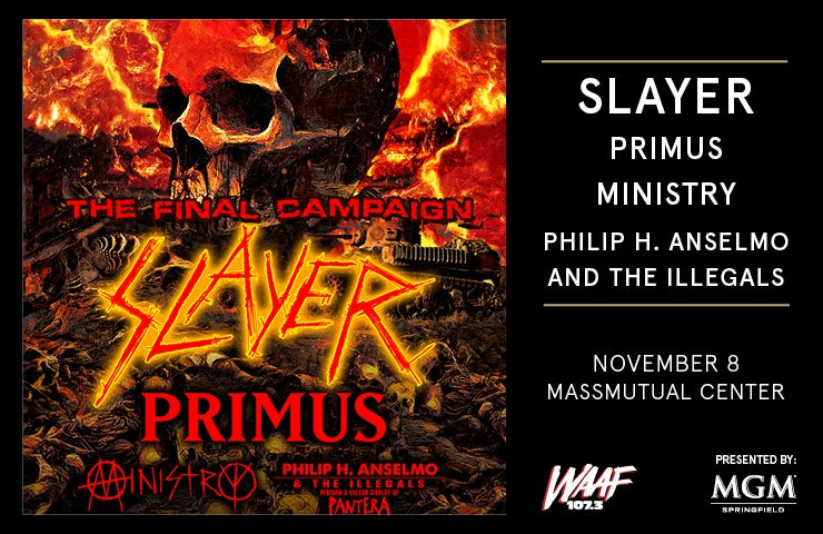 More Info for Slayer: The Final Campaign