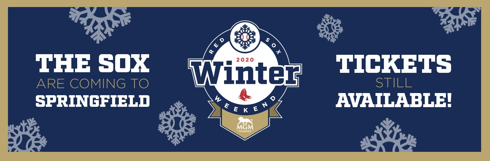 Red Sox Winter Weekend