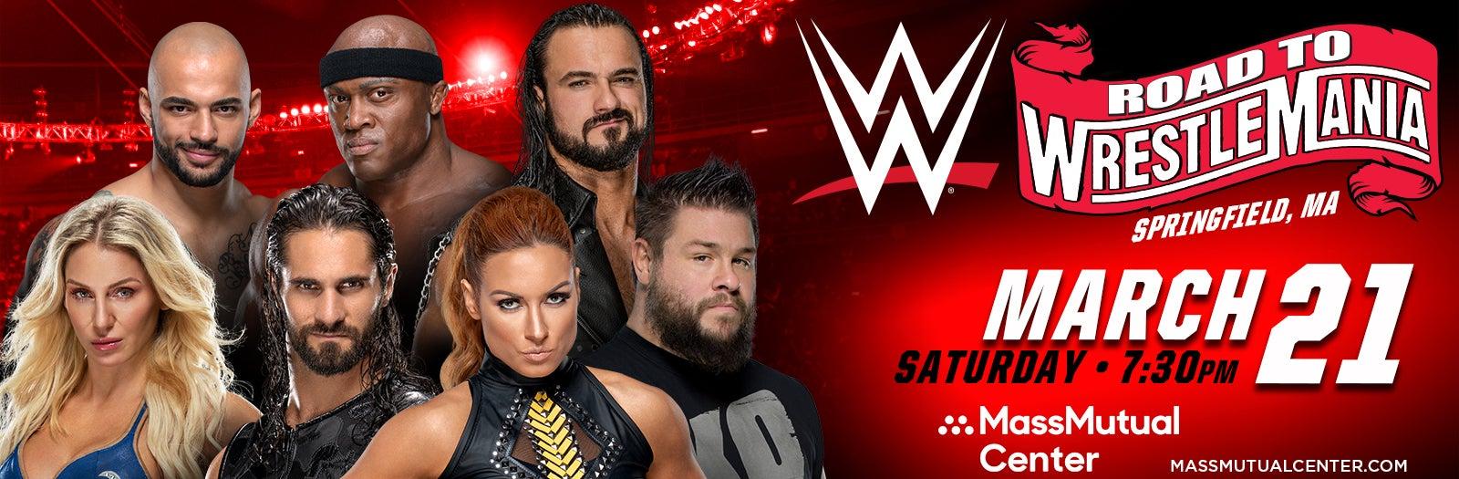 Rescheduled - WWE Road to Wrestlemania