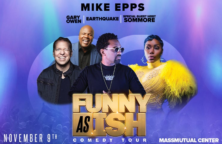 More Info for Funny As Ish Comedy Tour