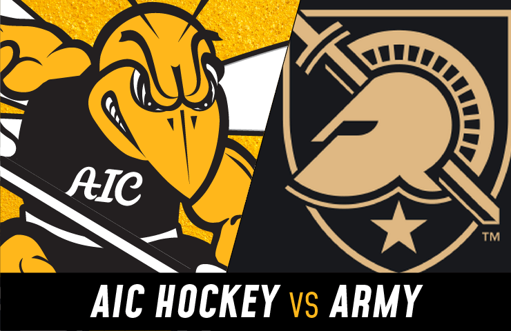 More Info for AIC Men's Hockey vs. Army West Point