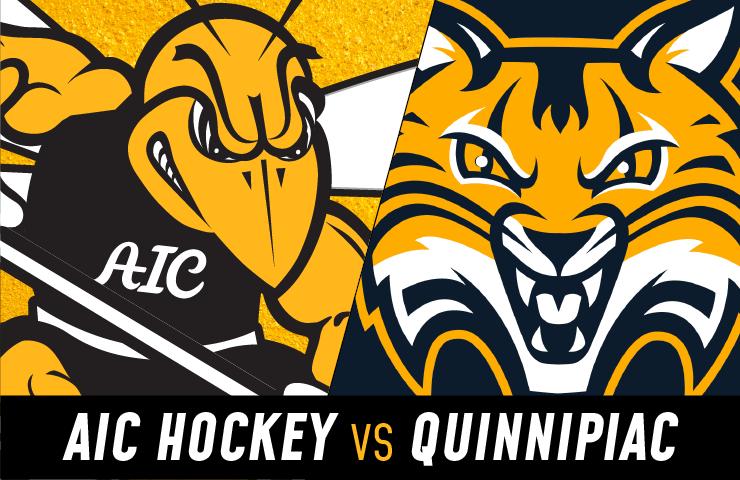 More Info for AIC Men's Hockey vs. Quinnipiac University