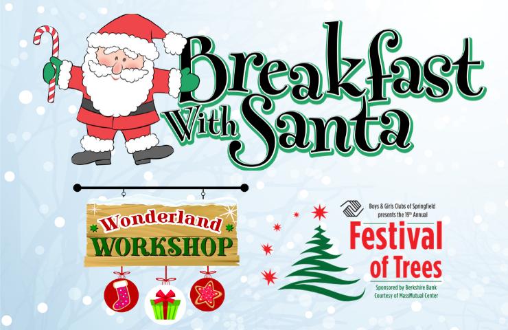 More Info for Breakfast with Santa & Wonderland Workshop