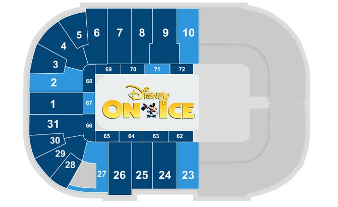 Disney On Ice Presents Worlds Of Enchantment Massmutual Center