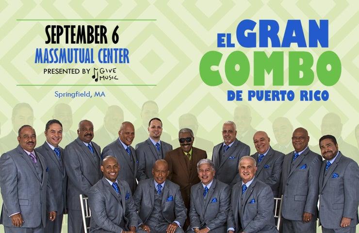 More Info for El Gran Combo De Puerto Rico