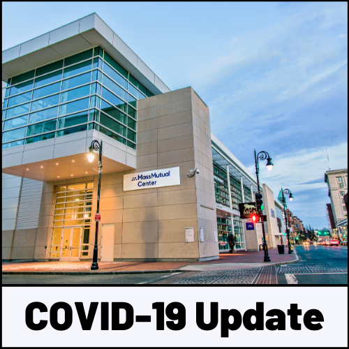 More Info for COVID-19 Update Regarding MassMutual Center Events