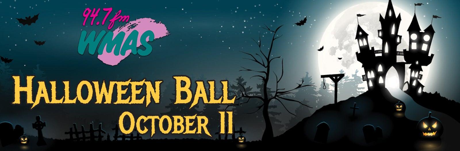 94.7 WMAS Halloween Ball