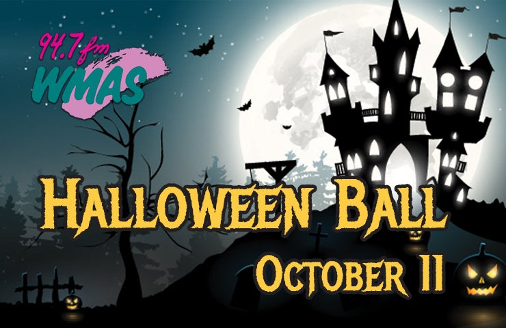 More Info for 94.7 WMAS Halloween Ball