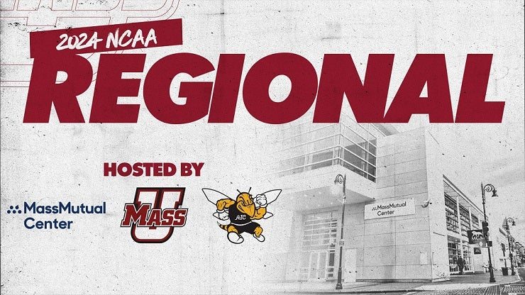 More Info for MassMutual Center, UMass and AIC To Co-Host 2024 NCAA DI Men's Ice Hockey Regional