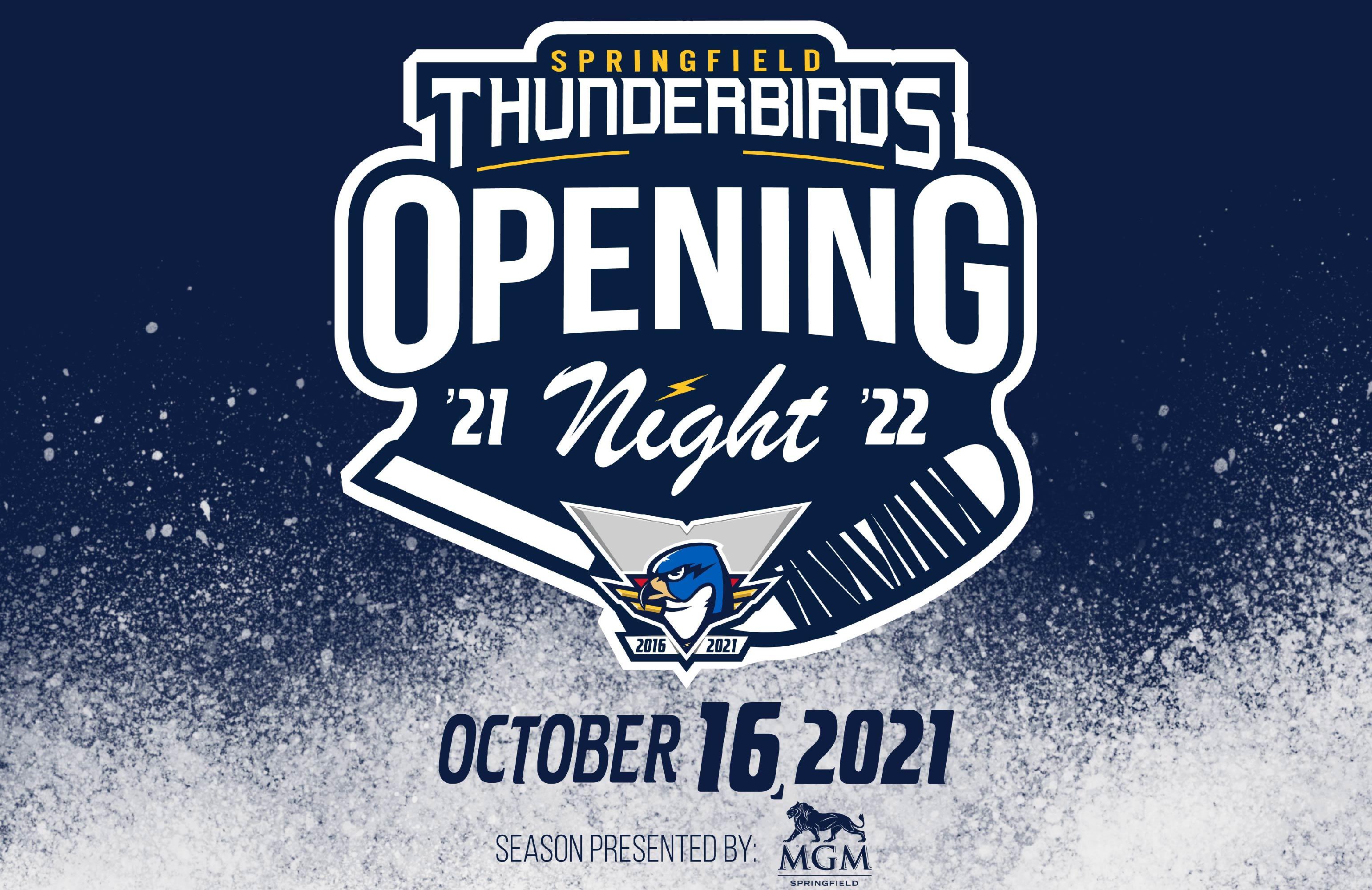 More Info for Springfield Thunderbirds vs Hartford Wolf Pack