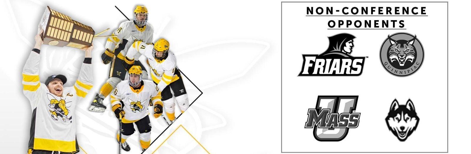 AIC Men's Hockey vs. Providence College