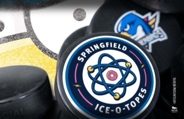 More Info for Springfield Ice-O-Topes vs Providence Bruins