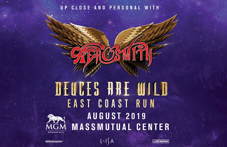 More Info for MGM presents: Aerosmith: Deuces Are Wild - East Coast Run