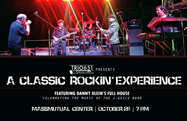 More Info for Trio 651 Productions Presents A Classic Rockin' Experience