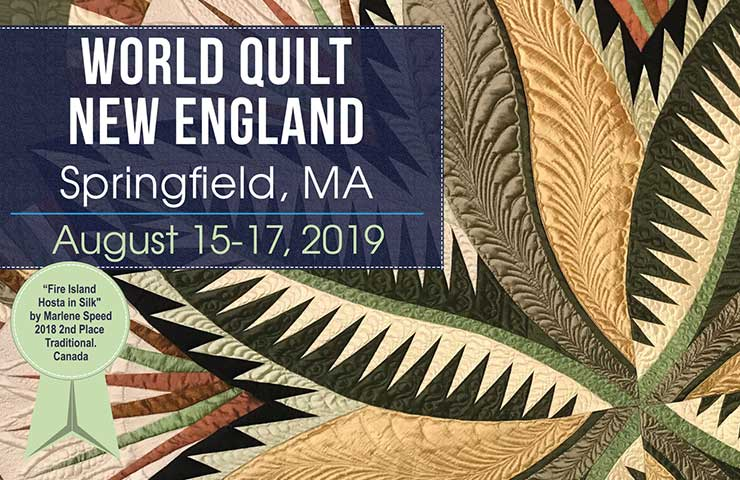 More Info for World Quilt New England 2019