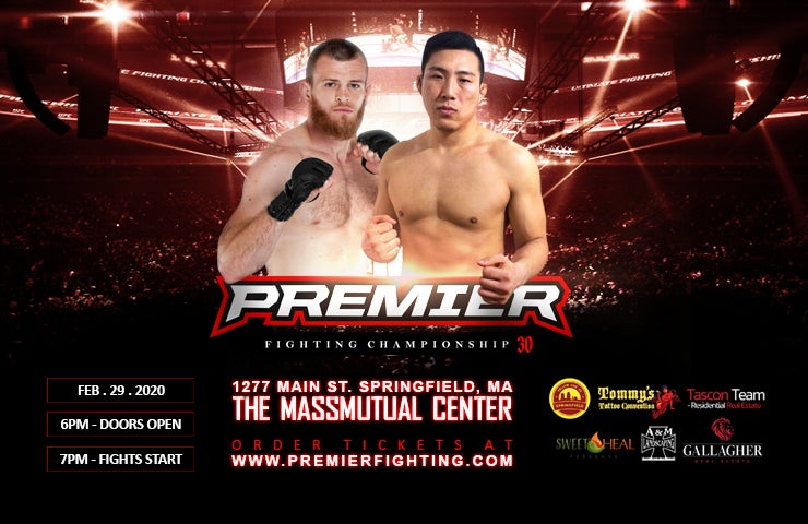 More Info for Premier Fighting Championship