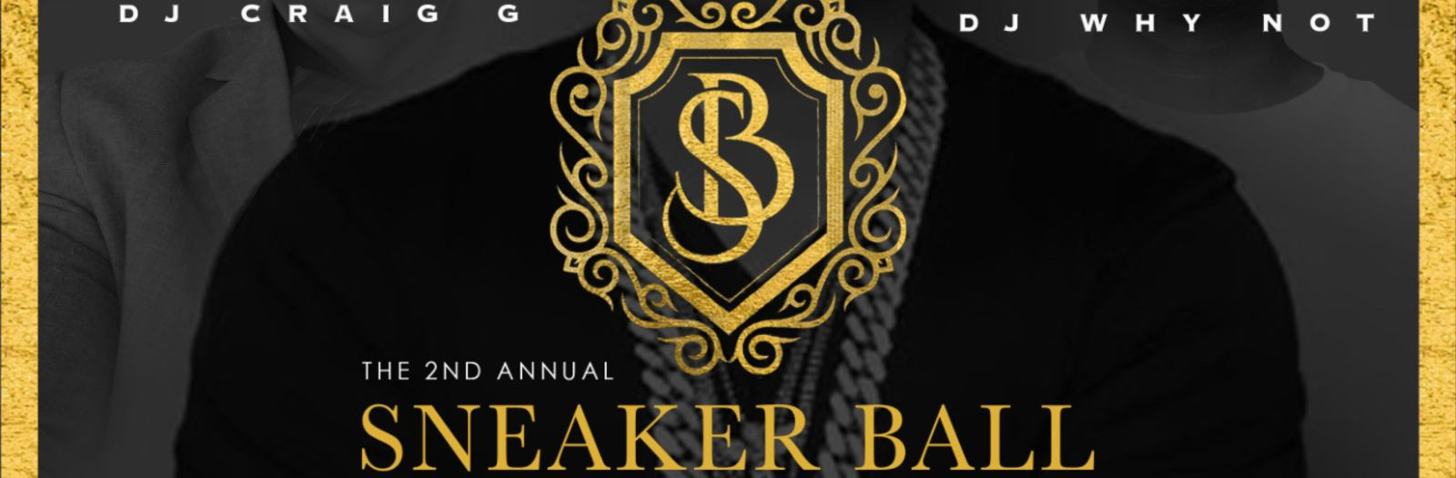 The 2nd Annual Sneaker Ball
