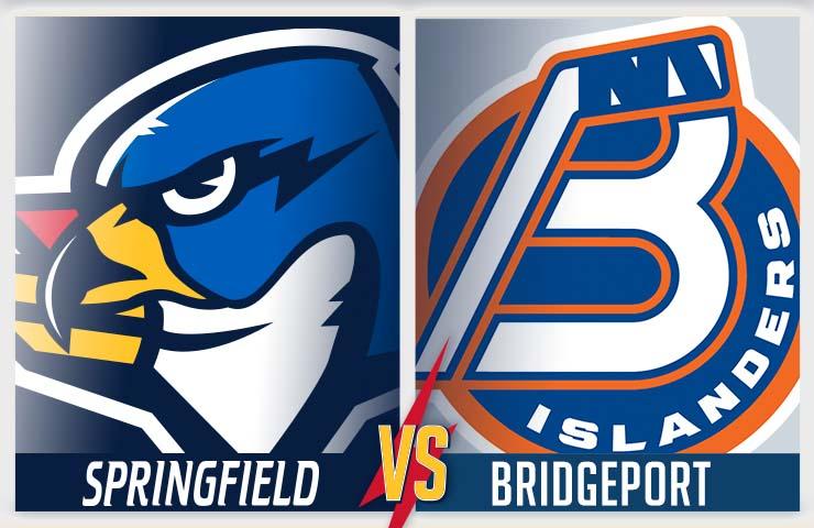 More Info for Springfield Thunderbirds vs Bridgeport Islanders
