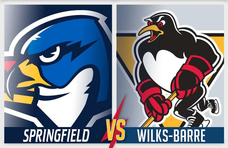 More Info for Springfield Thunderbirds vs WBS Penguins